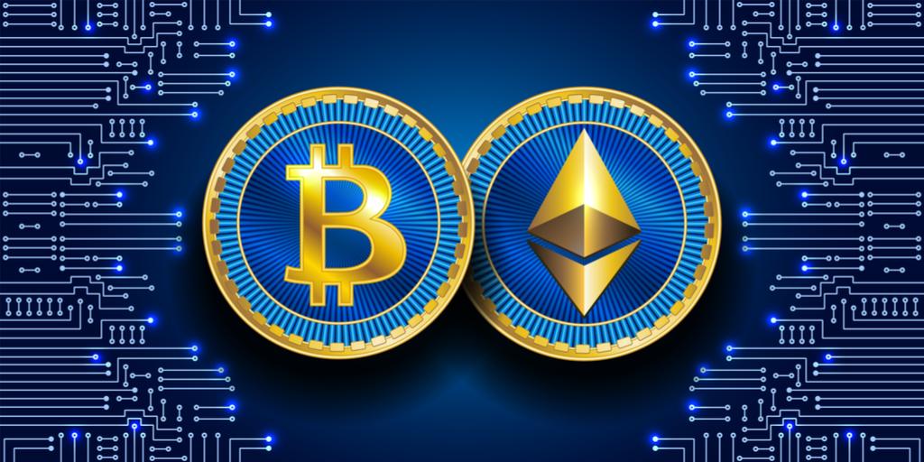 Bitcoin Ethereum elemzes cryptofalka