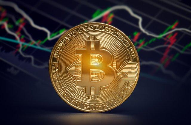 bitcoin logó