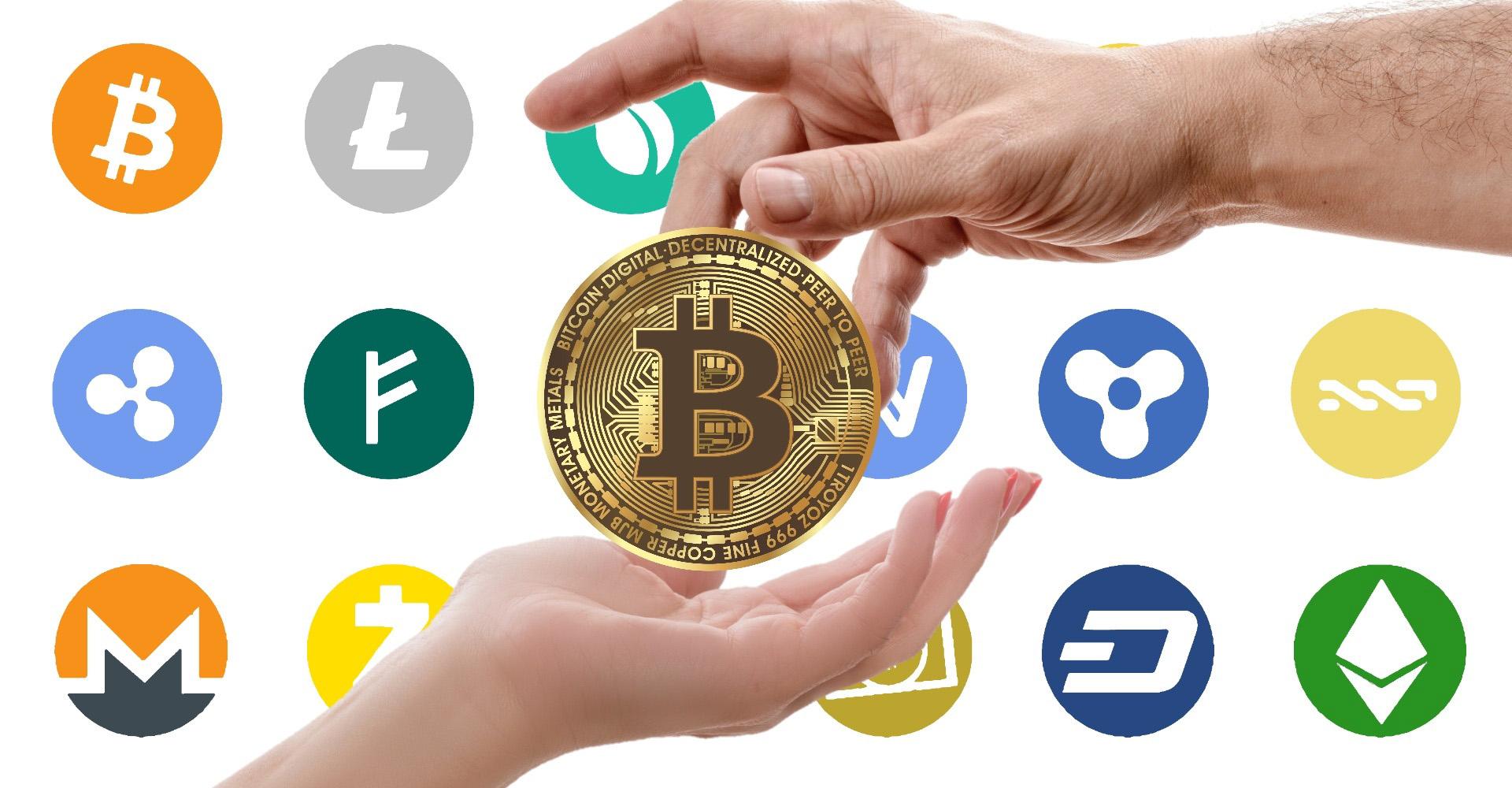 kriptovaluta - Cryptofalka