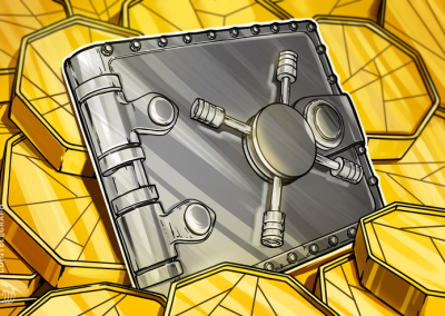 Forrás: https://cointelegraph.com/news/with-new-crypto-hardware-wallet-evercoin-takes-aim-at-trezor-and-ledger
