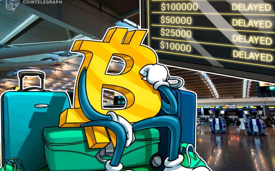 Gyors Bitcoin helyzetjelentés rövid távú nézeten