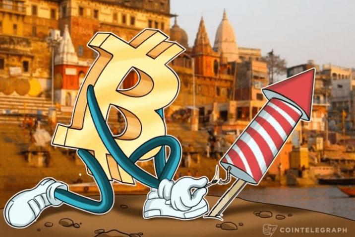 Bitcoin emelkedés, pár perc alatt ugrott nagyot a király