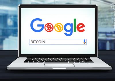 Bitcoin felezés - Google
