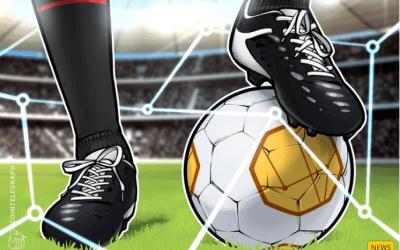 Juventus foci csapata is a útnak eresztette saját tokenjét