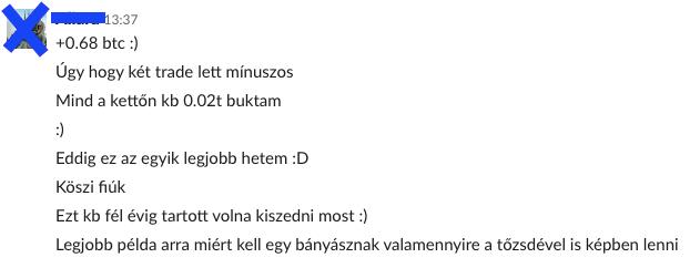 cryptofalka privát csoport