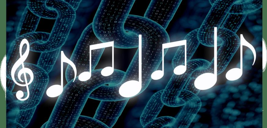 Blokklanc-zene