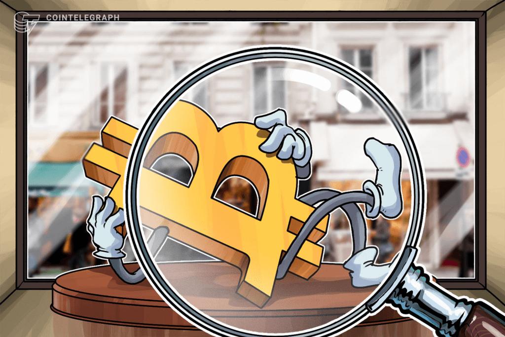 Bitcoin ára Irán