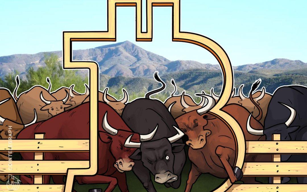 A Bitcoin ár jelenlegi bika piaca még sokáig kitarthat