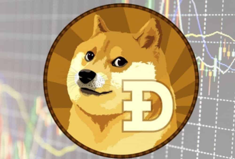 Elon Musk Dogecoin logó