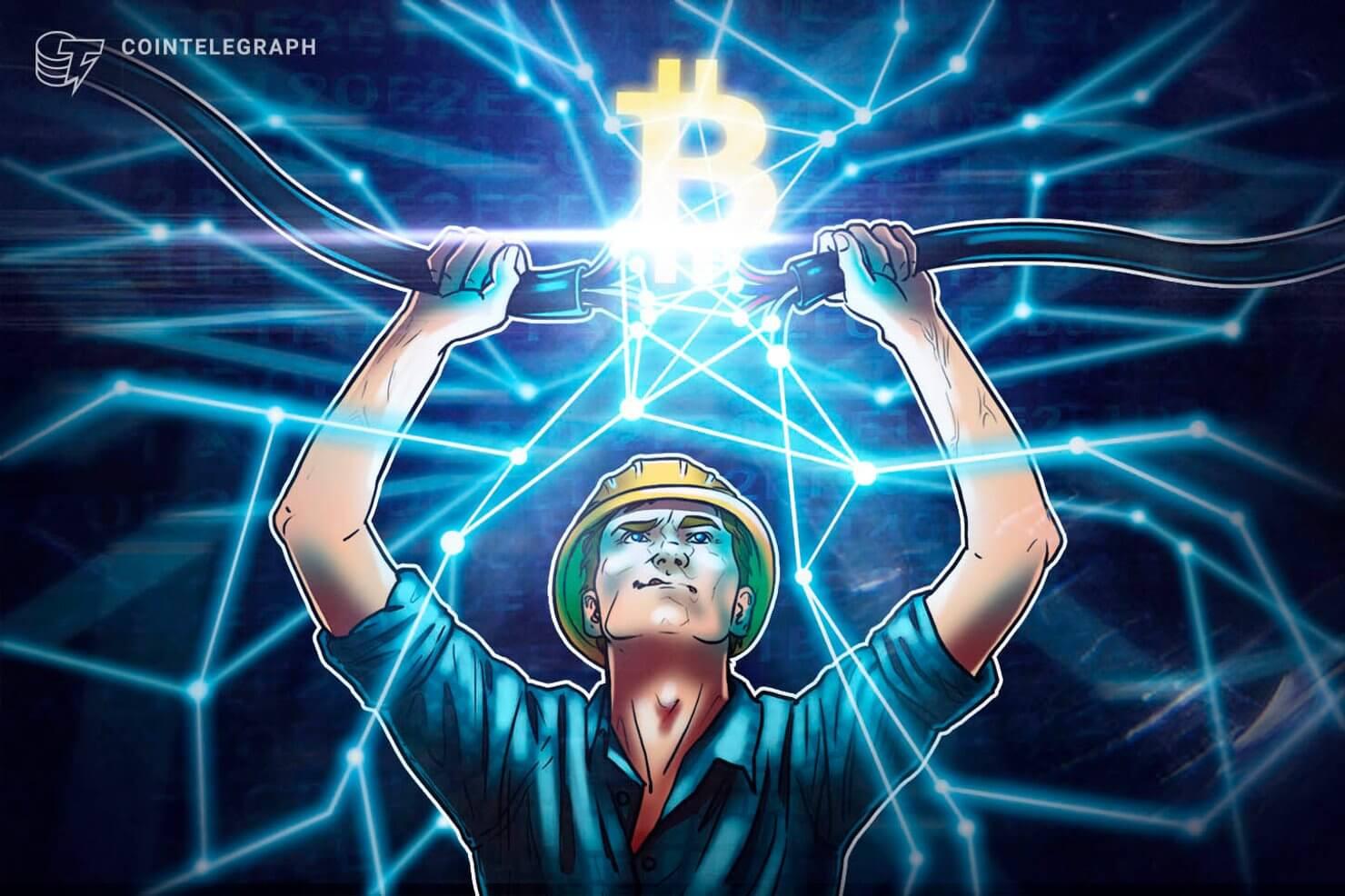 legyen egy élő bitcoin bányászat