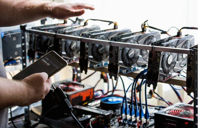 kriptovaluta bányászprogram