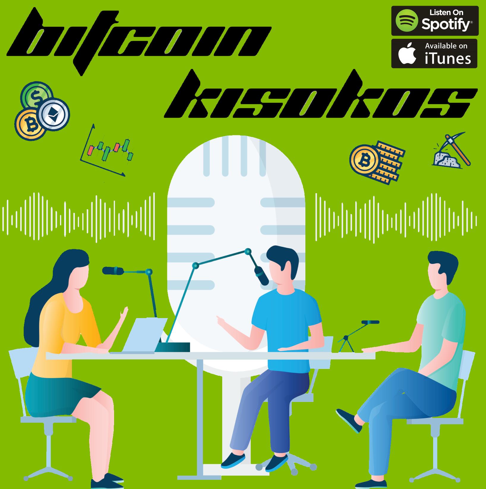 Bitcoin kisokos podcast cryptofalka