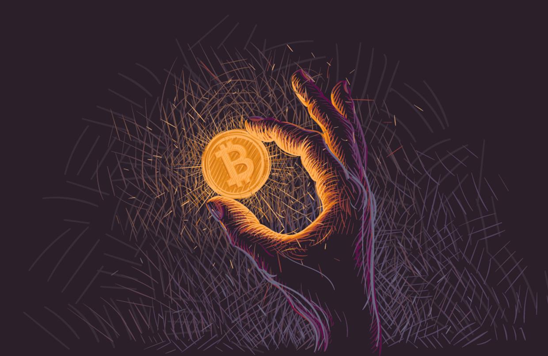bitcoin háttér