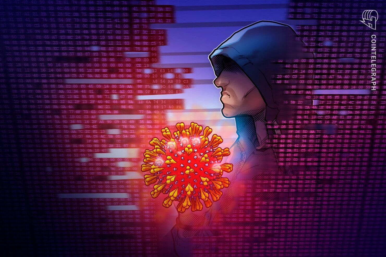 kiberbiztonság covid