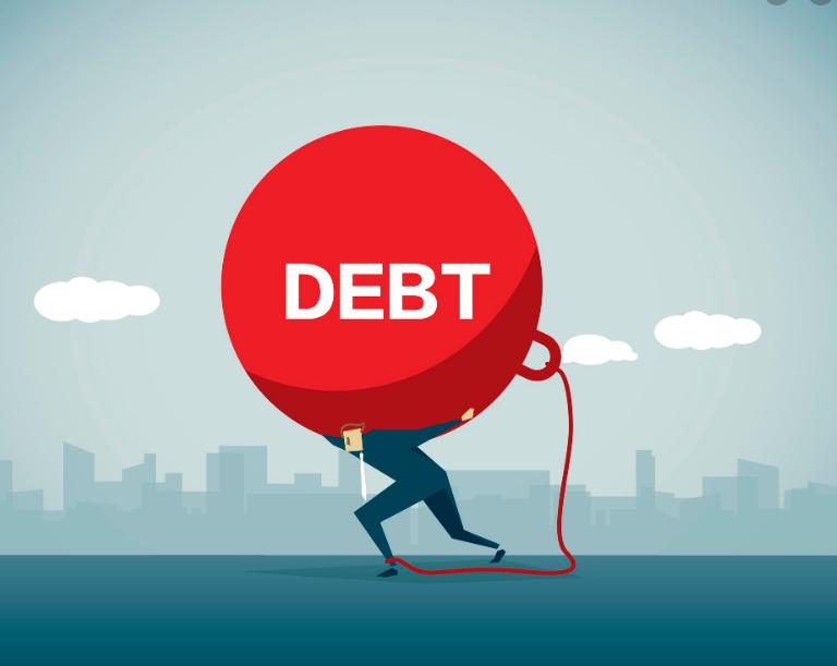 USA adóssága I Cryptofalka