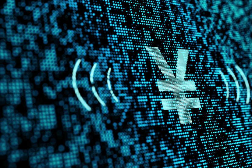 Készpénz, digitális yüan I Cryptofalka