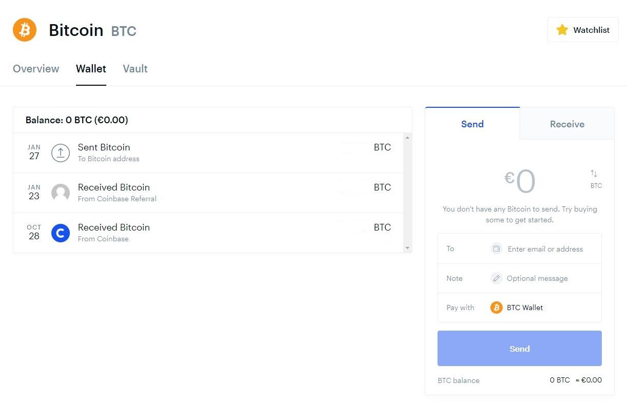 egyéni bitcoin cím