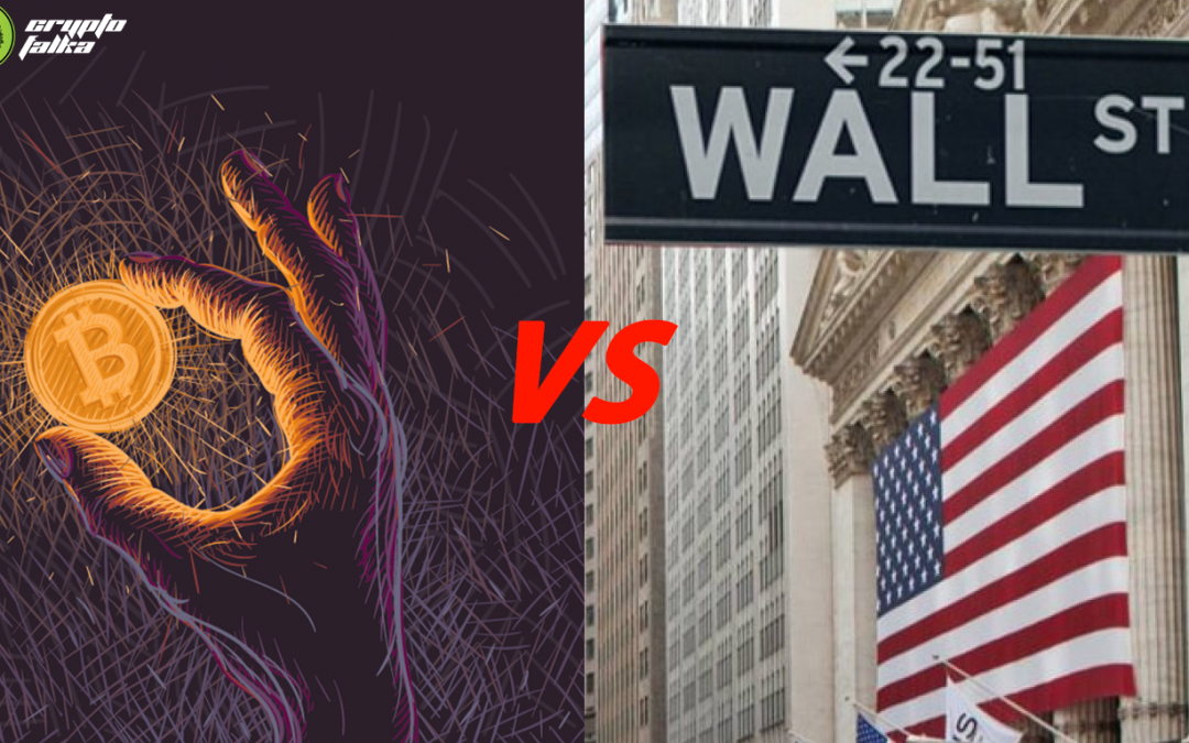 Hogy teljesít 2020-ban a Bitcoin a részvényekkel szemben?