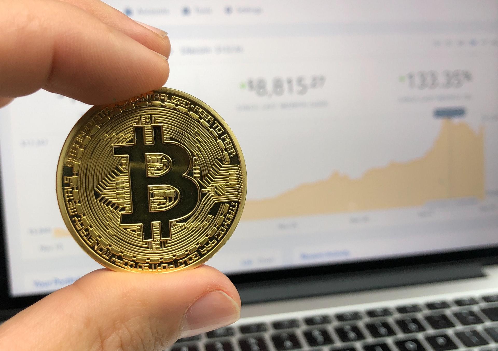 bitcoin piaci részesedés idővel