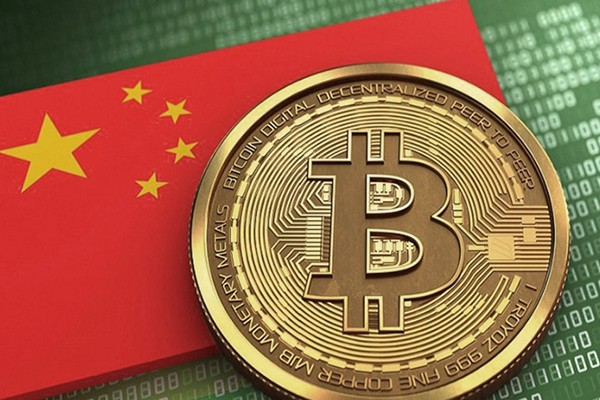 bitcoin arany kínában