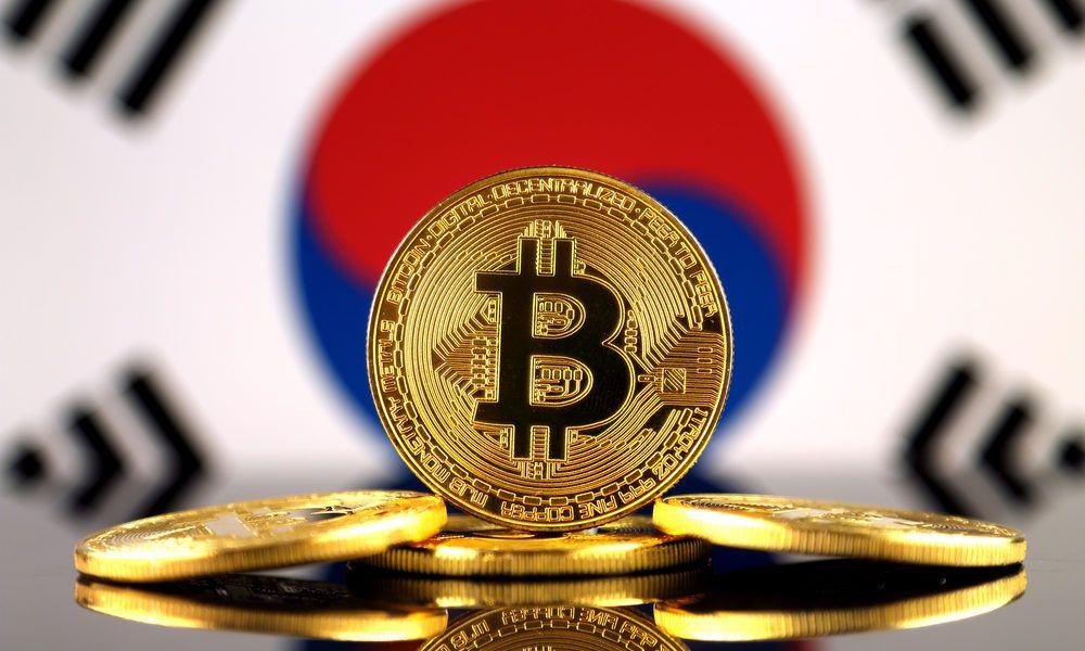 Dél-korea nemzeti digitális valuta I Cryptofalka