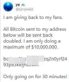Twitter hack I Cryptofalka