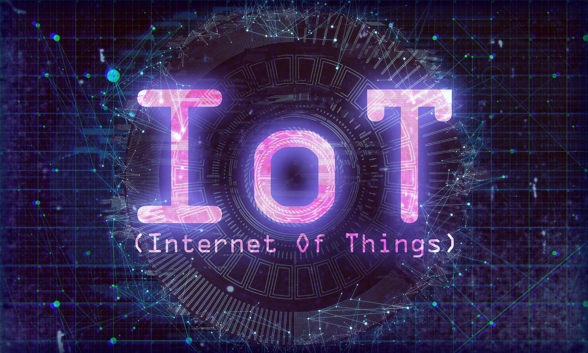 Dolgok internete internet of things I Cryptofalka