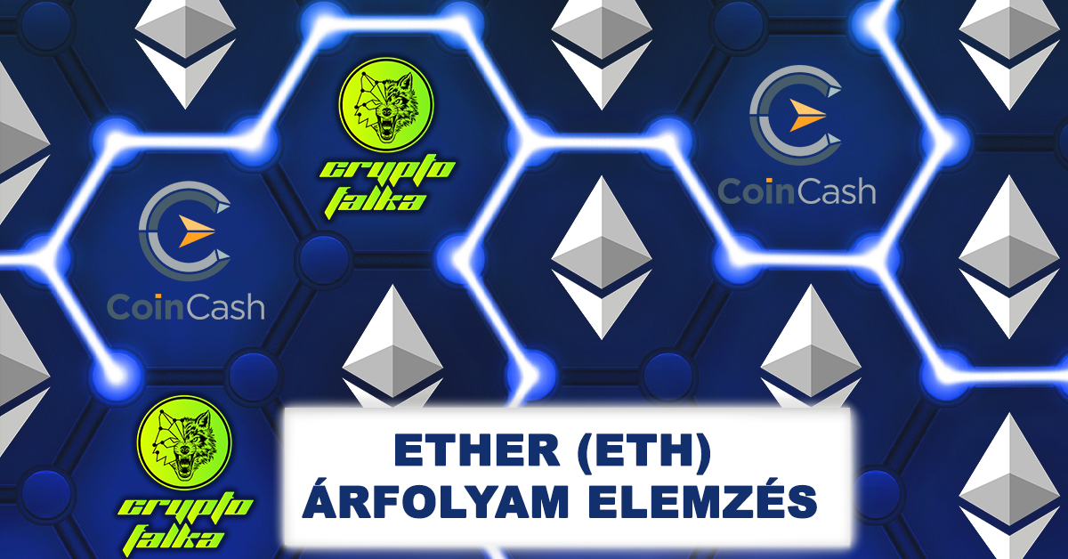 Ethereum árfolyam elemzés I Cryptofalka