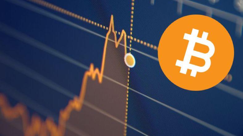 A Bitcoin árfolyama második legmagasabb hónapját zárta