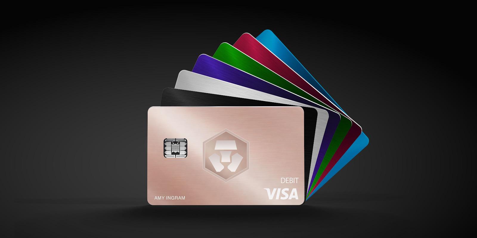 Crypto.com kártya I Cryptofalka