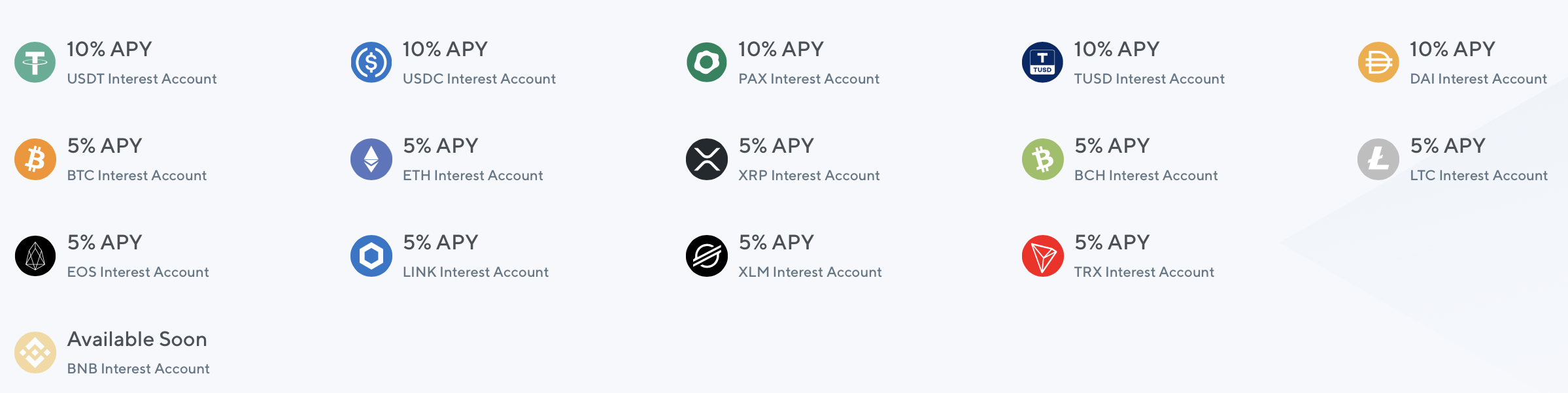 NEXO passzív jövedelem I Cryptofalka