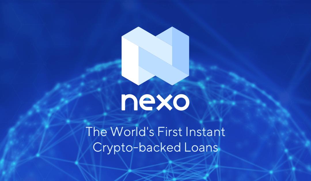 Nexo, kriptovaluta hitel és passzív jövedelem a blokkláncon