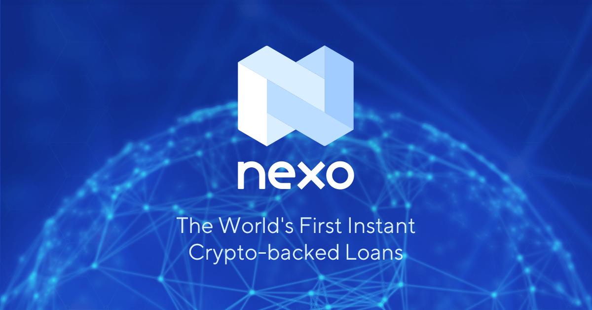 Nexo kriptovaluta hitelező I Cryptofalka