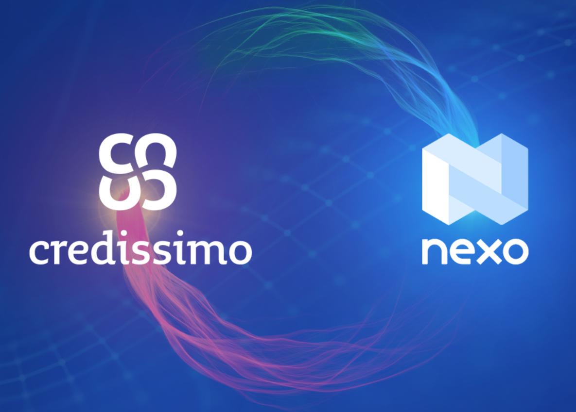 Nexo kriptovaluta hitelező credissimo I Cryptofalka