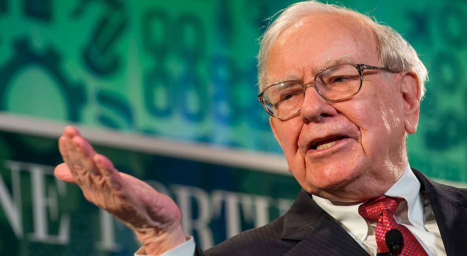 Warren Buffett I Cryptofalka