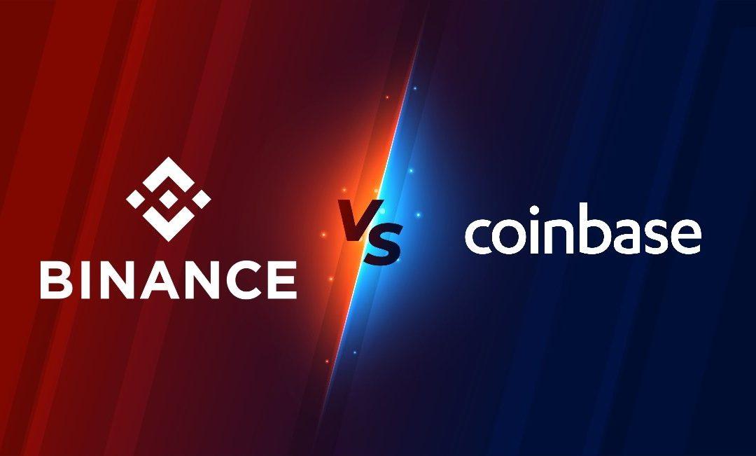 Binance és Coinbase hibák a Bitcoin rally alatt