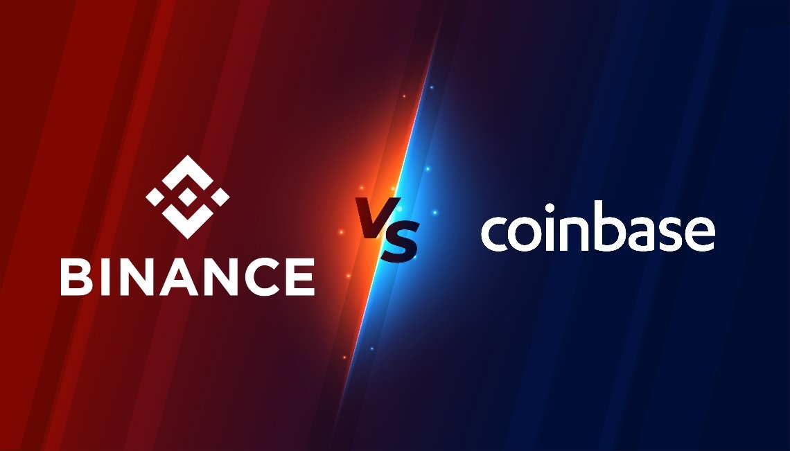 Binance vs Coinbase kriptovaluta tőzsde I Cryptofalka