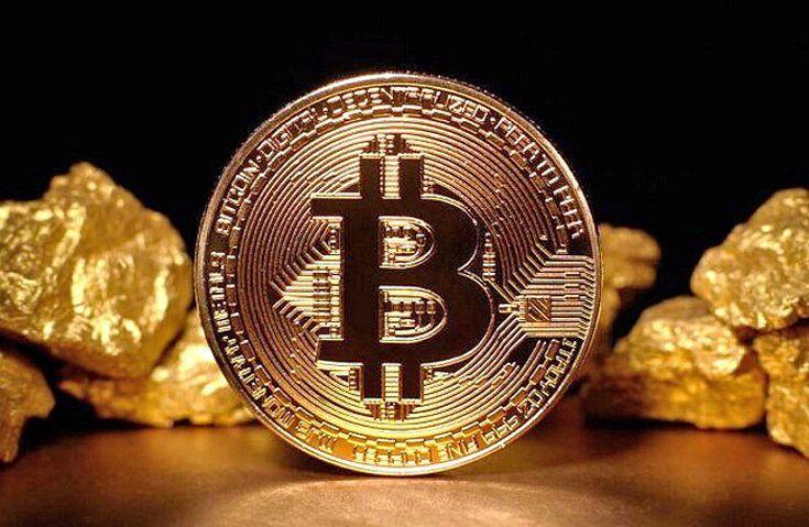 bitcoin vs arany piac