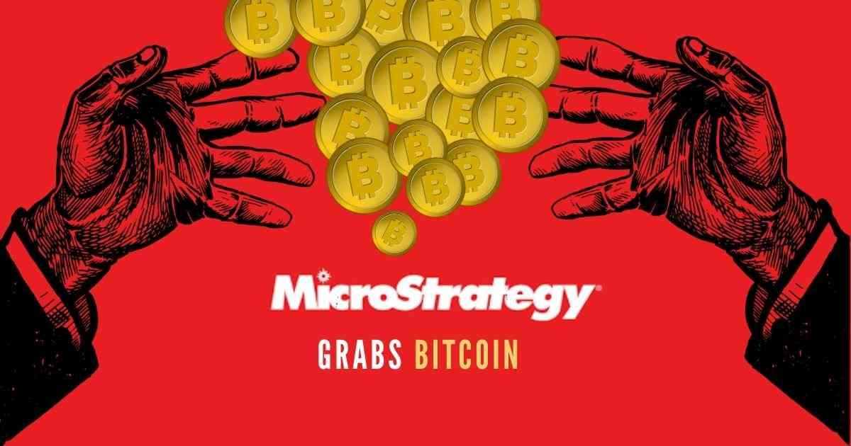 MicroStrategy Bitcoin vásárlás I Cryptofalka
