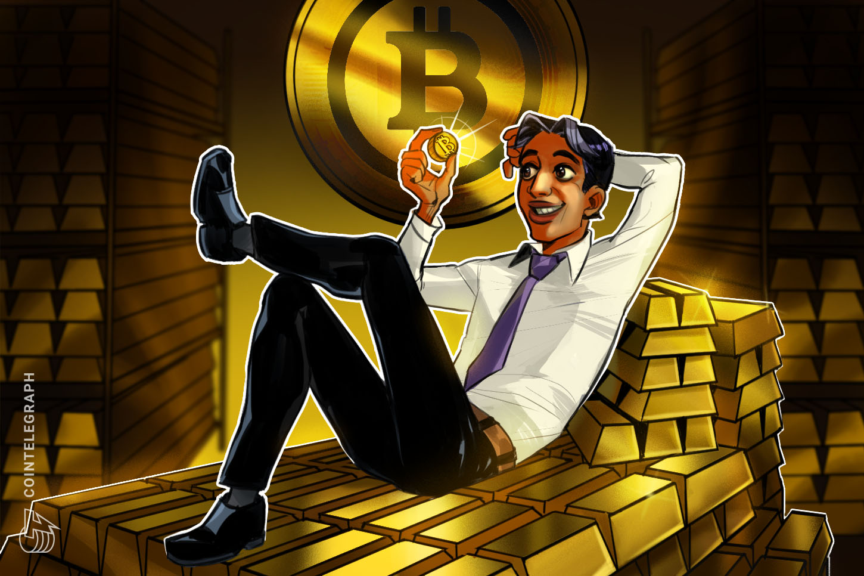 bitcoin gazdagság I Cryptofalka