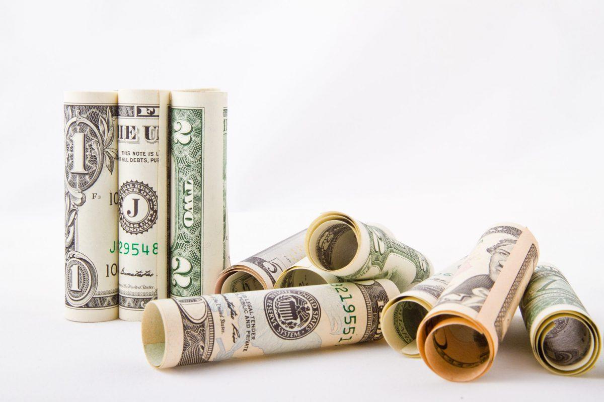 USD bankjegyek I Cryptofalka