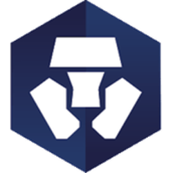 crypto.com CRO logó I Cryptofalka