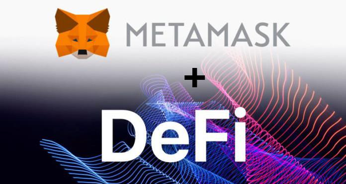 Metamask pénztárca új funkció defi I Cryptofalka