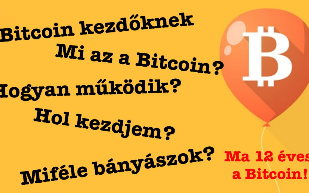 Mi az a Bitcoin és hogyan működik? Bitcoin kezdőknek