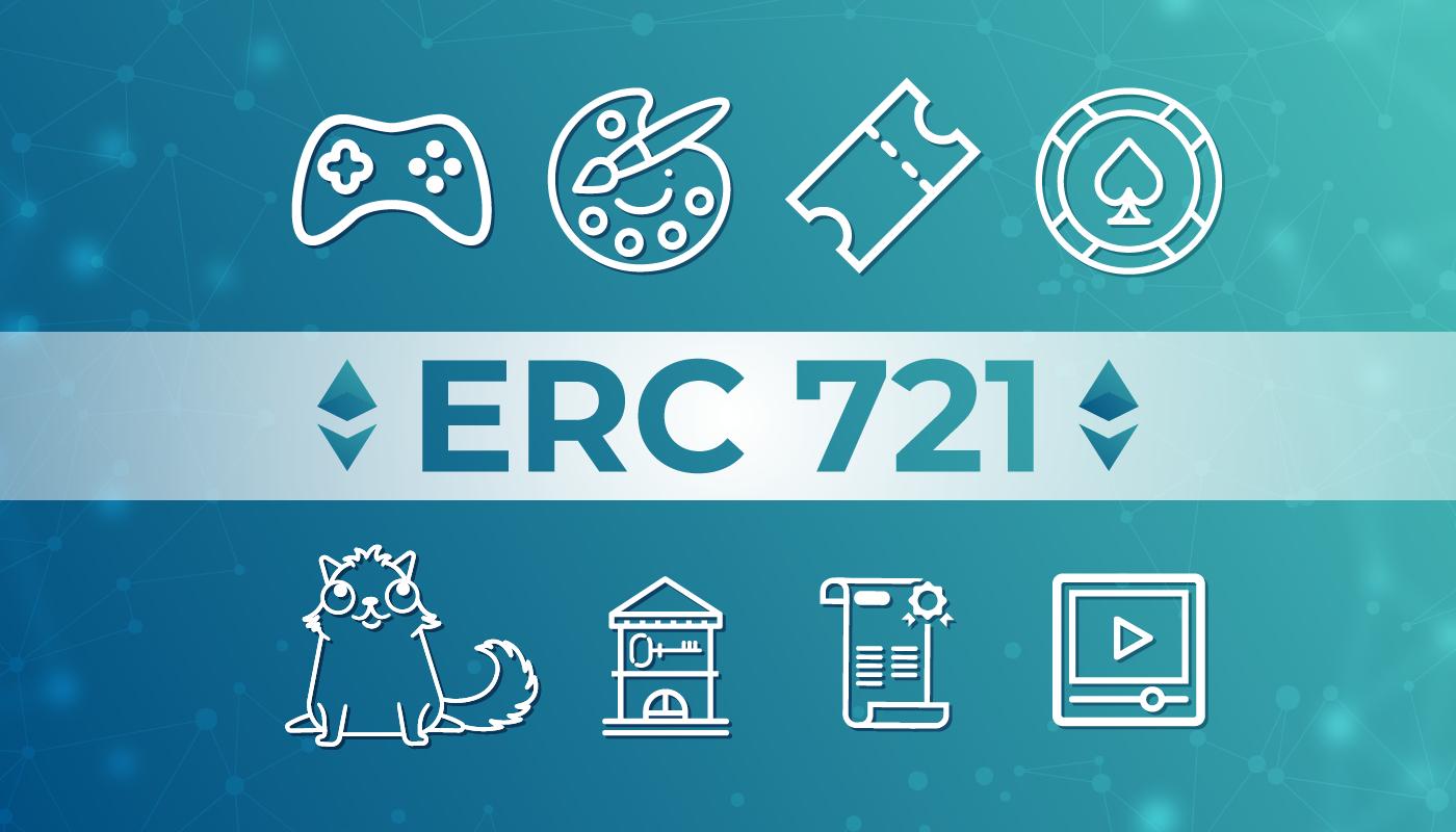 NFT Ethereum ERC 721 I Cryptofalka