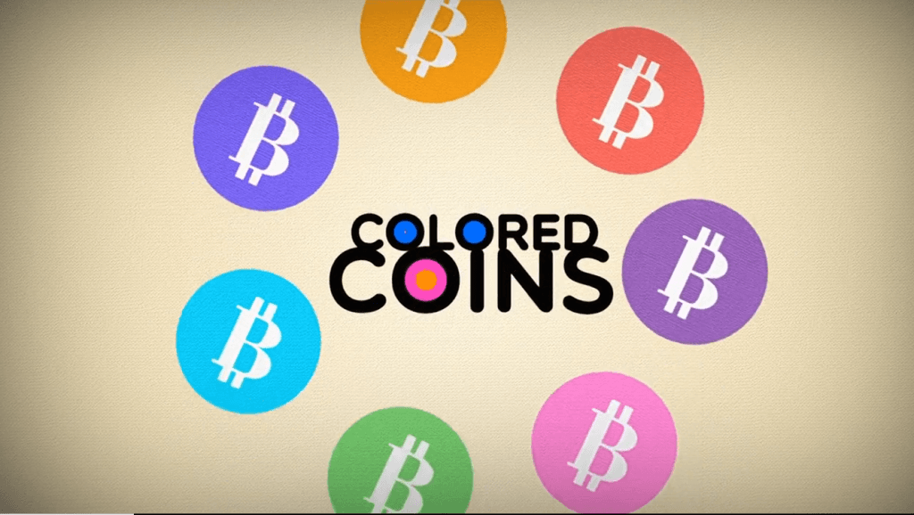colored coins