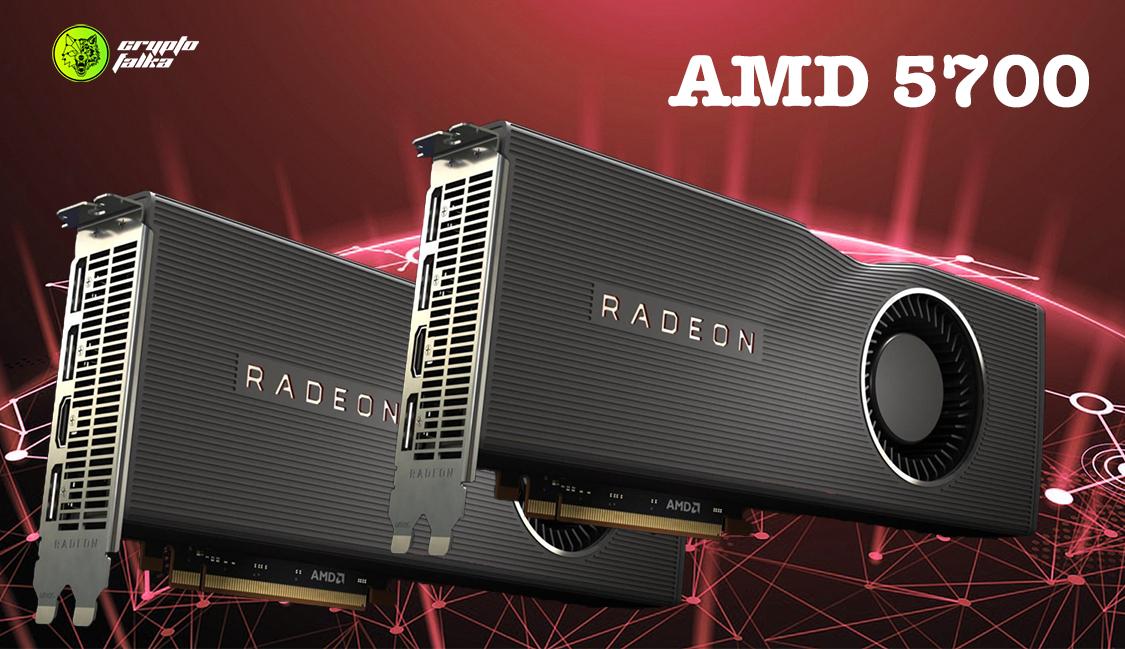 AMD 5700 kriptovaluta bányászat I Cryptofalka