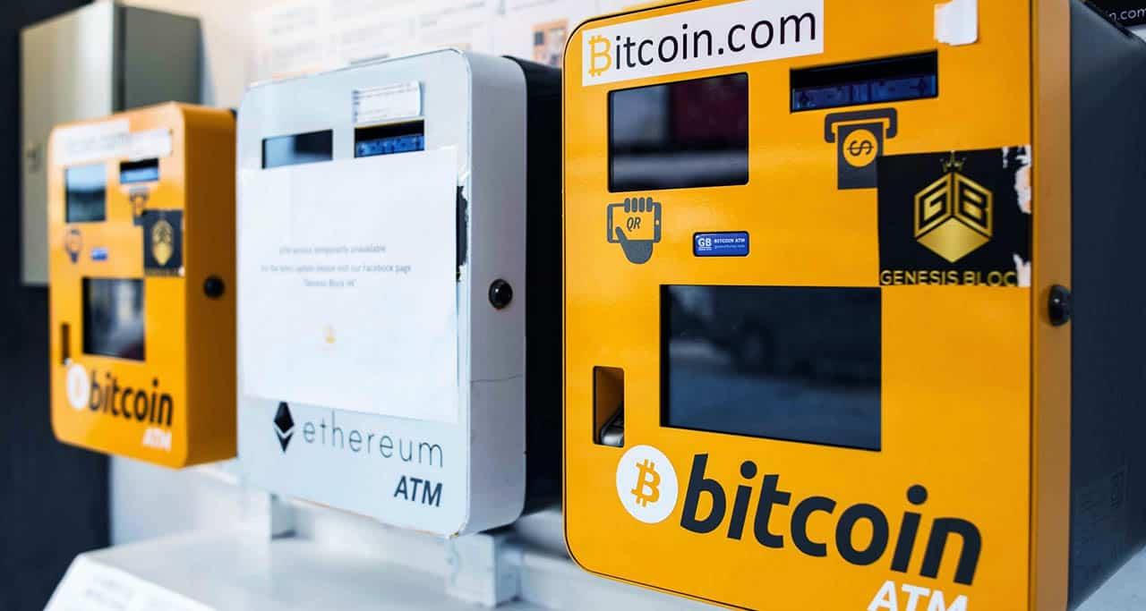 Bitcoin ATM I Cryptofalka