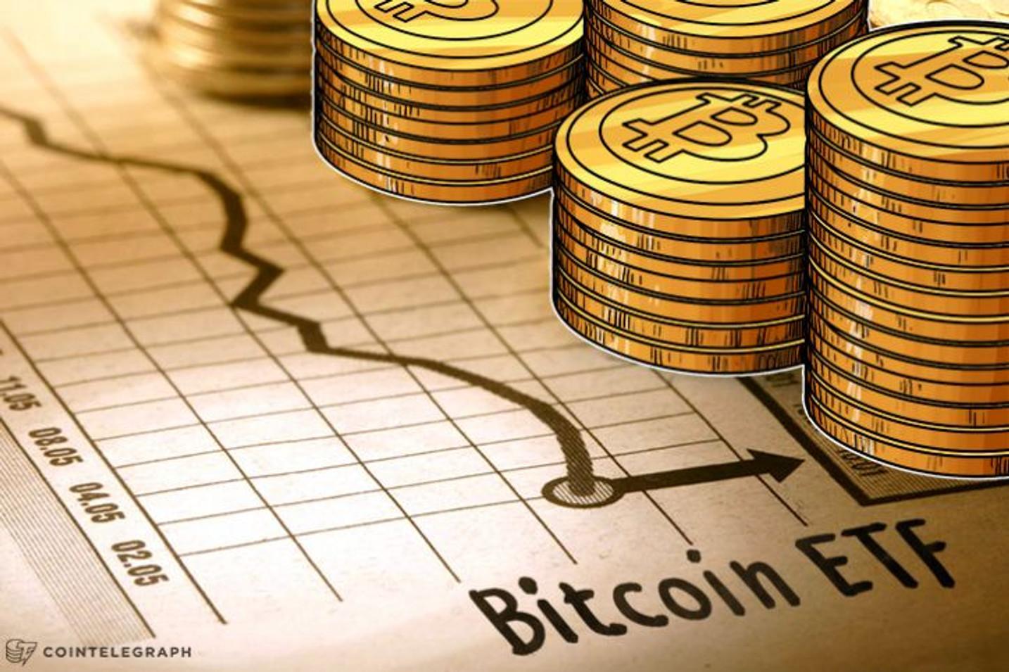 Bitcoin ETF I Cryptofalka