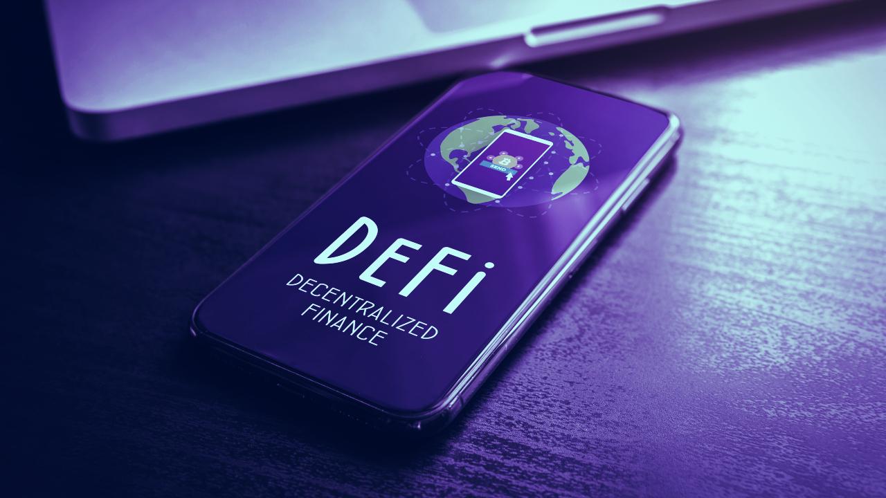 DeFi e-kereskedelem I Cryptofalka